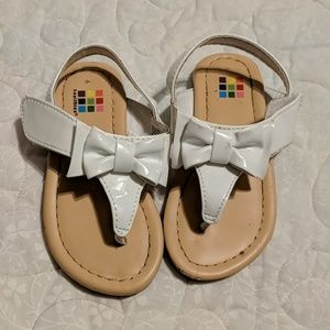 Toddler size 6 sandals